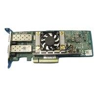 QLogic 57810 Dual Porte 10Gb Collegamento Diretto/SFP+ basso profilo scheda di rete