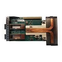 Dell Intel XL710 Dual Porte 40Gb QSFP+ Figlia Scheda di rete