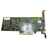 Dual Porte Broadcom 57416 10Gb Base-T, PCIe Adapter Dell pieno altezza