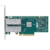 Dell Mellanox ConnectX-3 이중의포트 VPI FDR QSFP+ Mezzanine 카드