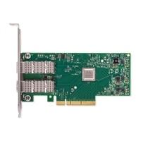 Dell Mellanox ConnectX-4 Lx 듀얼 포트 25 Gigabit DA/SFP 네트워크 어댑터 - 로우 프로파일