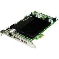 Dell Tera2 PCoIP 512 MB DDR3 Quad Display Host  카드 - 전체 높이