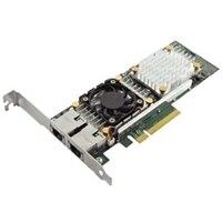 Dell Qlogic 57810 이중의포트 10Gb Base-T 로우 프로파일네트워크 어댑터