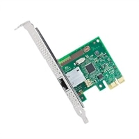 Intel 1포트 1 Gigabit 서버 어댑터 이더넷 PCIe 네트워크 인터페이스 카드