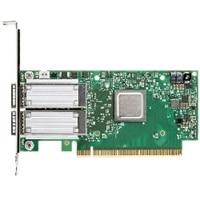 Dell Mellanox ConnectX-4 이중의포트, 100 Gbe, QSFP28 전체 높이 네트워크 어댑터