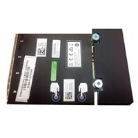 Dell 이중의포트 Broadcom 57414 25Gb SFP28, PCIe 어댑터 전체 높이