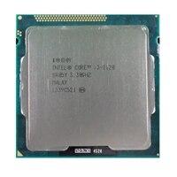 Intel Xeon I3-2120 3.3 GHz, enkelt kjerners prosessor