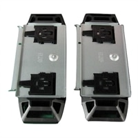 Add-on Front og Rear Caster for VRTX Tower chassis - Sett