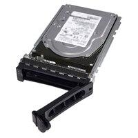 """Dell 900GB 15K o/min SAS 512n 2.5"""" Kan Byttes Ut Under Drift Stasjon 3.5"""" Hybrid Holder"""