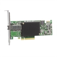 Dell Emulex LPE-16000, 1 porters 16GB Fibre Channel-HBA Host Bus Adapter - Sett