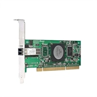 Dell Qlogic 2660 Single Port 16 GB Fibre Channel-HBA Host Bus Adapter, lav profil