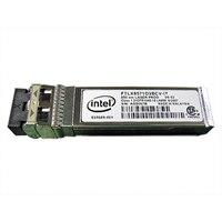 Dell PowerEdge SFP+ optisk sender/mottaker 10GBase-SR/SX, LC kontakt, for Intel and Broadcom
