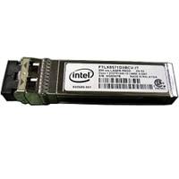 Dell SFP+, SR, optisk sender/mottaker, Intel, 10Gb-1Gb