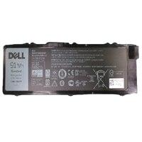 Dell91 Wh 6-cellers primært litiumionbatteri