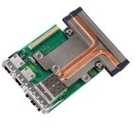 Dell Intel X520 dualporters 10-Gigabit DA/SFP+, + I350 dualporters 1-Gigabit Ethernet, nettverksdatterkort