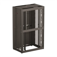 APC NetShelter SX Enclosure with Sides - Rack - svart - 42U