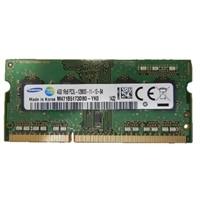Dell minneoppgradering - 4GB - 1Rx8 DDR3L SODIMM 1600MHz