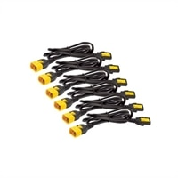 APC - Strømkabel - IEC 60320 C13 til IEC 60320 C14 - 10 A - 1.83 m - svart - Hele verden - for P/N: SMX3000RMHV2UNC