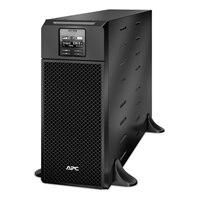 APC Smart-UPS SRT 6000VA - UPS - AC 230 V - 6000-watt - 6000 VA - Ethernet 10/100, USB - utgangskontakter: 13 - svart