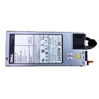 Single, Hot-plug DC Fonte de Alimentação (1+0), 1100W -48VDC Only,CusKit