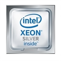 Processador Intel Xeon Silver 4109T de oito núcleos de 2.0 GHz