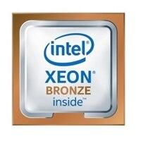 Processador Intel Xeon Bronze 3206R de oito núcleos de, 1.9GHz 8C/8T, 9.6GT/s, 11M Cache, No Turbo, No HT (85W) DDR4-2400