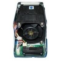 Dell de rede PSU/IO Airflow Bundle, 2x DC PSU, 4x ventoinha Tray, S4048T/S4148T/S4148U only