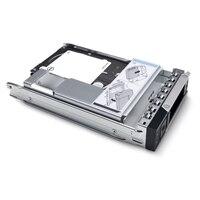 Dell 600GB 10K RPM SAS 12Gbps 512n 2.5Pol. De Troca Dinâmica Fina em 3.5Pol. Transportador Híbrido