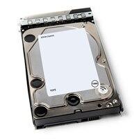Dell 4TB 7.2K RPM SATA 6Gbps 512n 3.5Pol. De Troca Dinâmica Fina