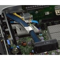 Dell Placa controladora iSCSI com cabo 1x2 para 2 unidade SAS