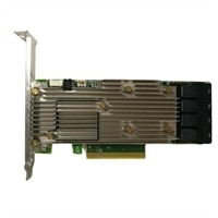 Dell MegaRAID SAS 9460-16i 12Gb/s PCIe SATA/SAS HW RAID Controlador (4GB cache)