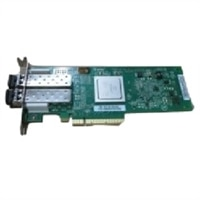 Qlogic 2562 Dual Channel 8Gb ótica fibra de canal Adaptador de bus anfitrião PCIe perfil baixo