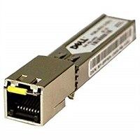Transcetor de rede, Dell, SFP+ 10GBASE-T, 30m reach on CAT6a/7