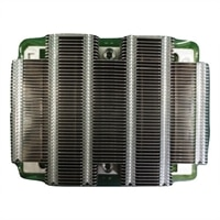 Dissipador de calor para PowerEdge R640,165W ou higher CPU,CK