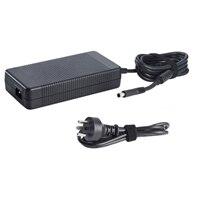 Adaptador CA de 330Watts e 3 pinos Dell com cabo de alimentação de 1.83 Metros