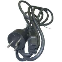 Dell Israel 250V C15 Cabo de alimentação para N15xxP/N20xxP/N30xxP - 2Metros