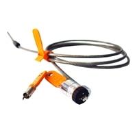 Kensington Slim MicroSaver - Trancamento do cabo de segurança