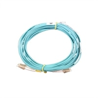 Dell de rede Cabo, OM4 LC/LC Cabo de fibra, (ótico necessárias), 10Metros