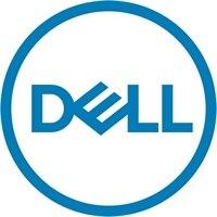 Dell Cabo Networking, 2x100GbE, QSFP28-DD até 8xSFP28 10/25GbE DAC Breakout, sem FEC, 1Metros