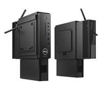 Suporte de braço VESA duplo montar para Dell Wyse 5070 expandidos cliente dependente