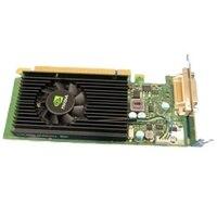 NVIDIA Quadro NVS 315, 1GB, Meia altura (DMS59) (DMS59 até 2DVI Adaptador)(CUSTKIT)