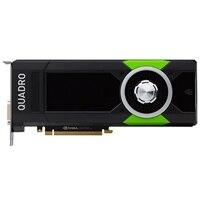 NVIDIA Quadro P5000 16GB (4 DP, DL-DVI-D) sem suporte