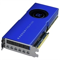 AMD Radeon Pro WX 9100 16 GB, 6 mDP to DP daptador