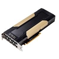 NVIDIA Tesla V100S 32 GB, 260W, Double Wide, Passiva, altura integral GPU, instalação do cliente