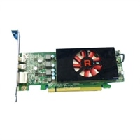 Kit - AMD Radeon RX 550, 4GB, altura integral (DP/mDP/mDP)