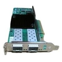 Intel X710 Dual portas 10Gb Direta Ligação, SFP+, Adaptador de rede convergida, baixo perfil