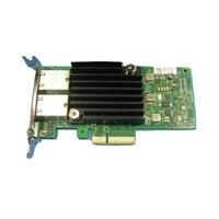 Intel X550 Dual portas, 10G Base-T placa, perfil baixo, instalação do cliente
