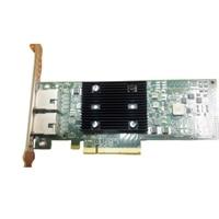 Broadcom 57414 Dual portas, 25Gb, SFP28, PCIe placa, perfil baixo, instalação do cliente
