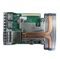 Dell Intel(R) Ethernet 10Gb quatro portas X710/I350 Placa de filha de rede