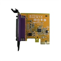 Dell Parallel portas PCIe cartão (perfil baixo) para SFF